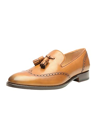 Cognac In Business Bequemer Tassel Loafer Shoepassion No735 vwn0mN8
