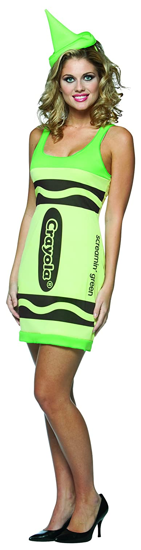 Rasta Imposta Crayola Laser Tank Dress