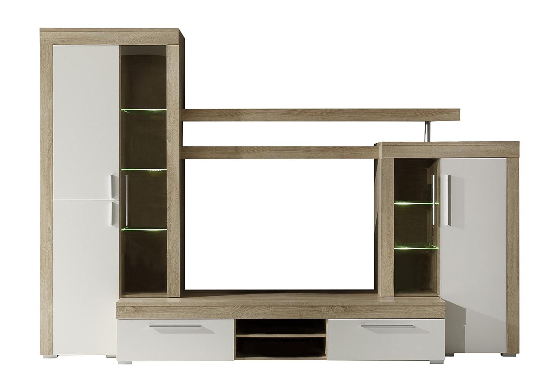 Soggiorno moderno Friend, composizione parete di design, comprese ...