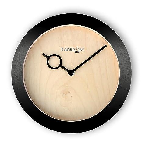 8b24c6a3be77 Buy Random  Unik Wood Wall Clock (20 cm x 20 cm x 5 cm