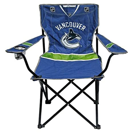 Amazing Child Size Nhl Team Folding Chair Vancouver Canucks Amazon Alphanode Cool Chair Designs And Ideas Alphanodeonline