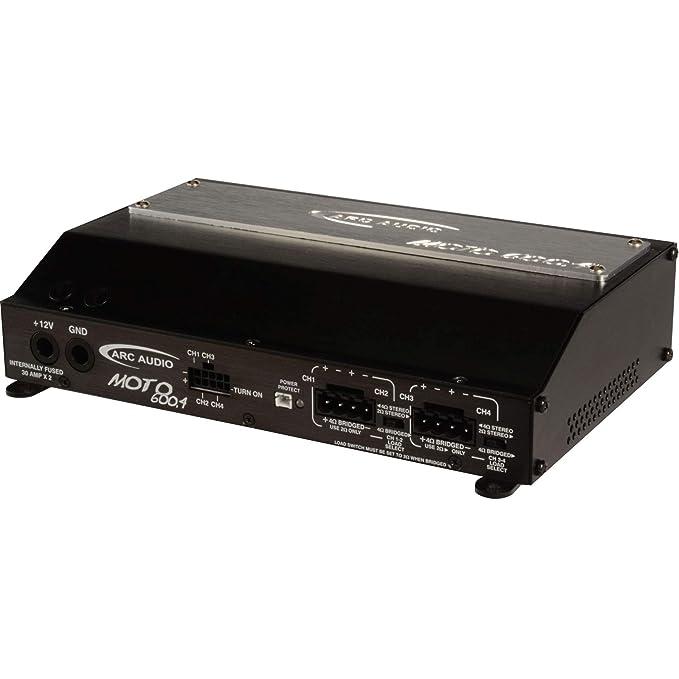arc audio amp