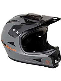 X-Games Youth Full Face Helmet, Matte Grey