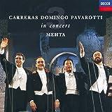 Carreras · Domingo · Pavarotti: The Three
