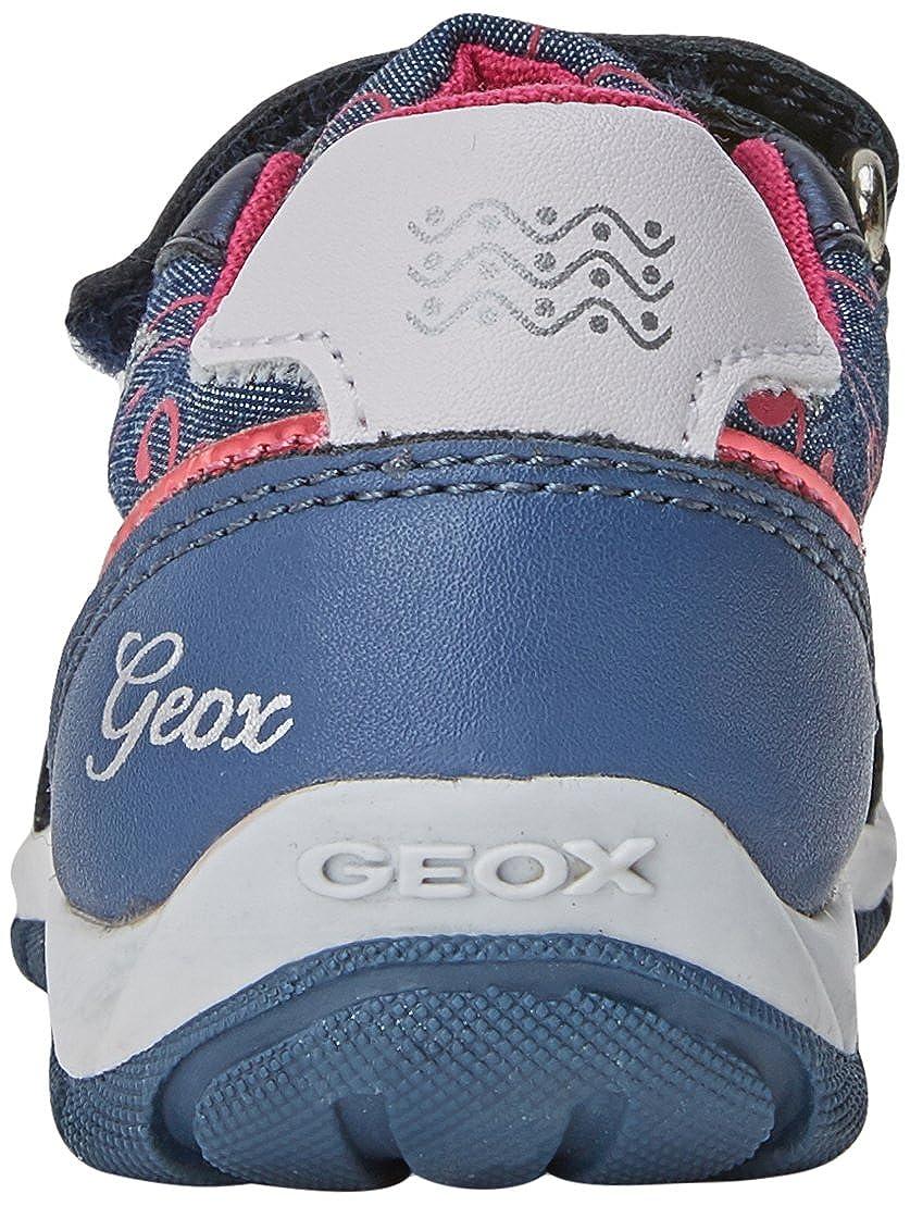 Geox Baby Girls B Shaax a Trainers
