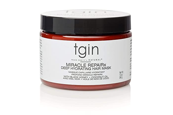 Top 10 Tgin Miracle Repairx Curl Food