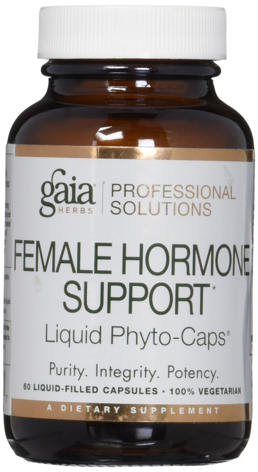 Gaia Herbs (Professional Solutions) Female Hormone Support 60 lvcaps by Gaia Herbs/Professional Solutions (Image #1)