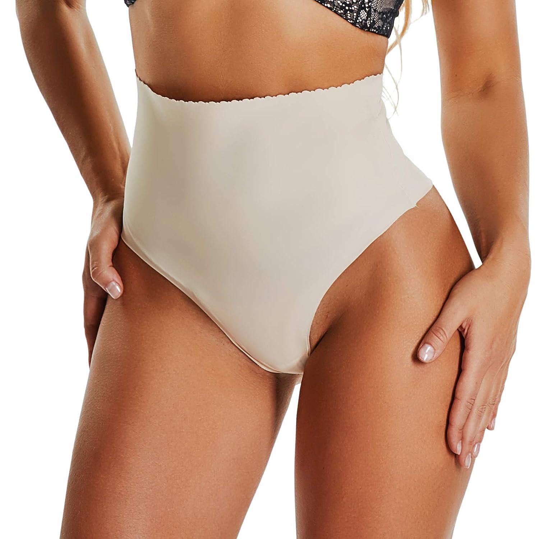 Joyshaper Bum Lift Briefs Women High Waisted Shapewear Push up Thong Tummy Control Knickers Slimming Pants Seamless Booty Shorts Panties Underwear Waist Body Shaper …