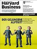 Harvard Business Manager Edition 4/2015: Der gelungene Auftritt