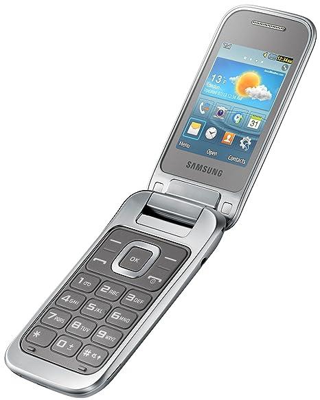 telefono cellulare in offerta samsung  Samsung C3590 Telefono Cellulare, Argento [Italia]:  ...