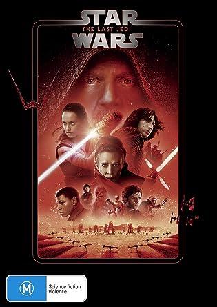Amazon Com Star Wars The Last Jedi Episode Viii Dvd Movies Tv