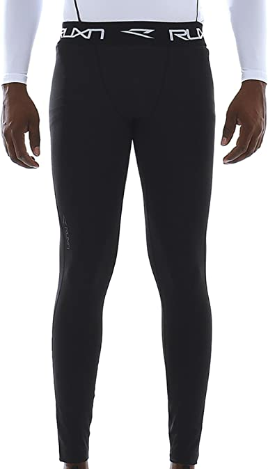 Men/'s Athletic Compression Leggings Gym Running Printed Under Base Layer Dri fit