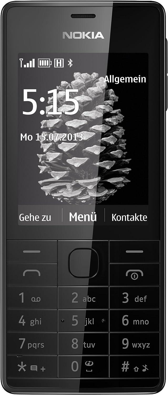 Nokia 515 DE - Smartphone (6,1 cm (2,4 pulgadas), cámara digital ...