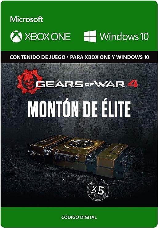 Gears of War 4: Elite Stack   Xbox One/Windows 10 PC - Código de ...
