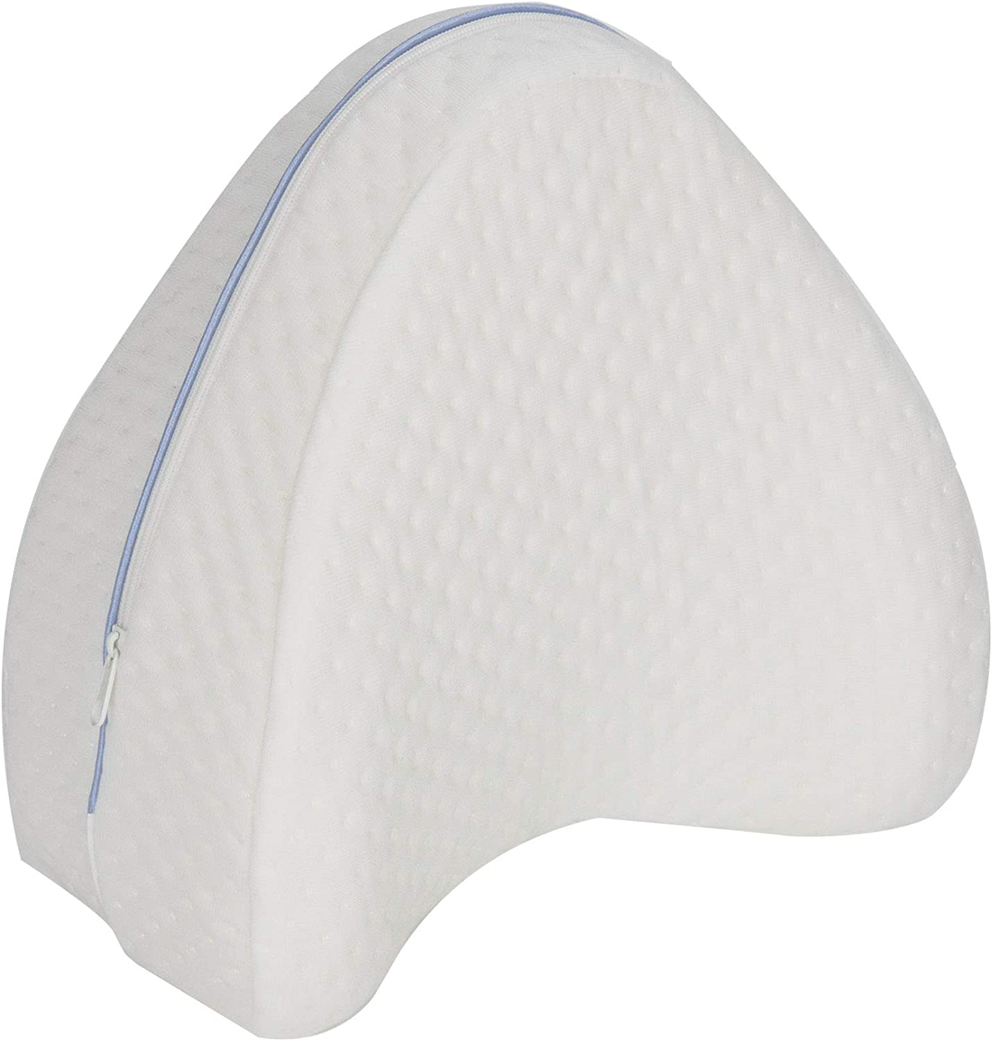 Contour Legacy Leg Pillow for Back, Hip, Legs & Knee Support Wedge & Sciatica Nerve Pressure