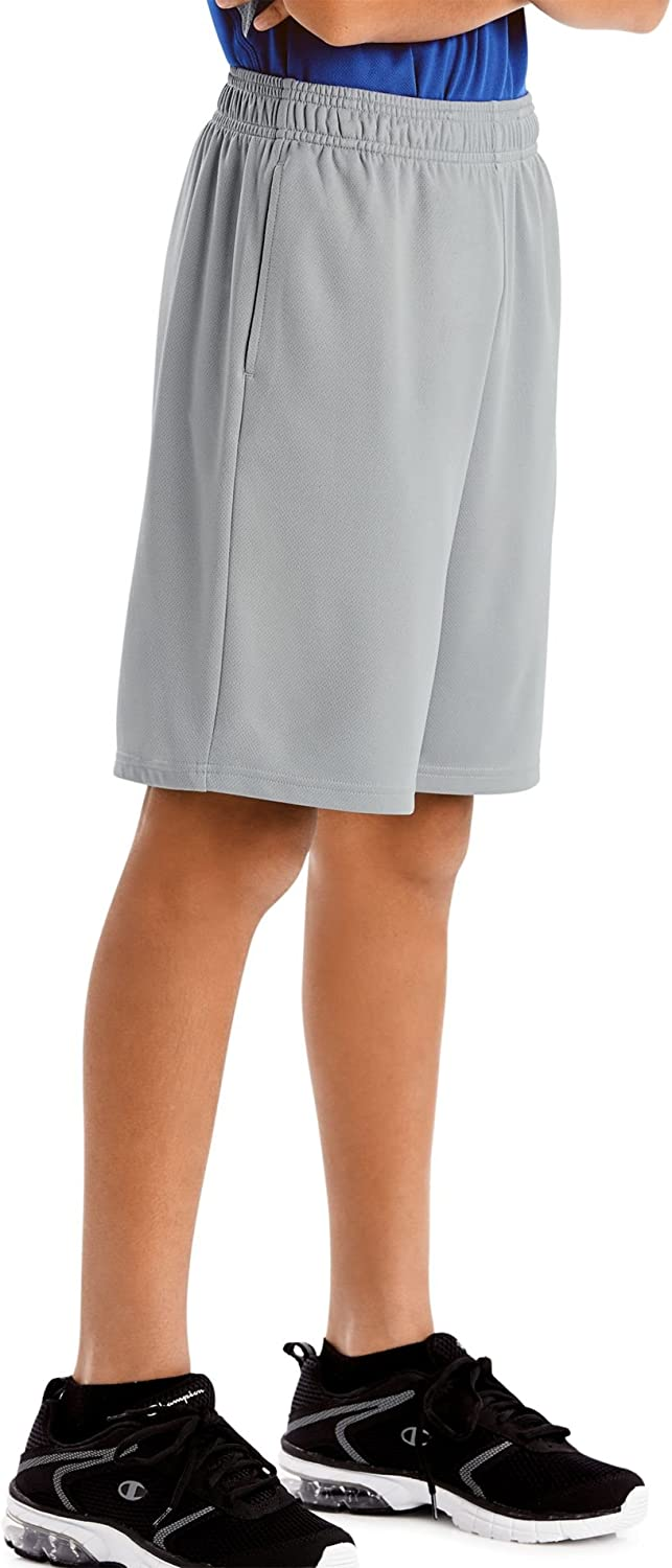 OD178 Hanes Boys 9-inch Performance Shorts with Pockets