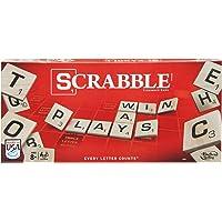 Hasbro Gaming Classic Scrabble Crossword Board Game