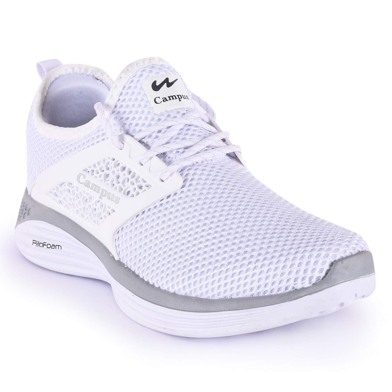 Campus ERIC Running Shoes White: Amazon