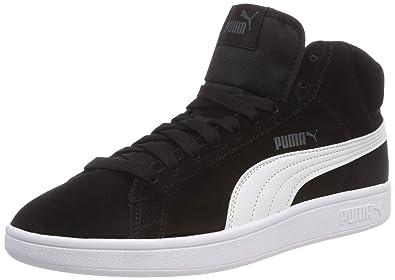 Puma Smash V2 Mid Leder Herren Sneaker für 23,99€ (statt 43€)