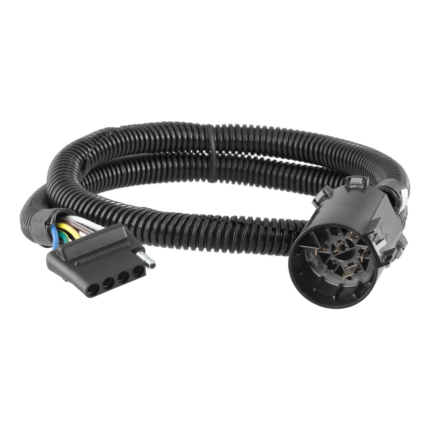 CURT 56515 Custom USCAR Vehicle Trailer Wiring Harness for Towing