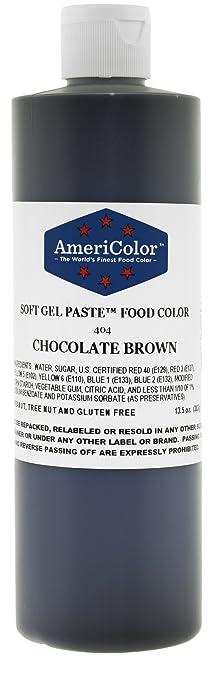 Amazon.com: Americolor Soft Gel Paste Food Color, 13.5-Ounce ...