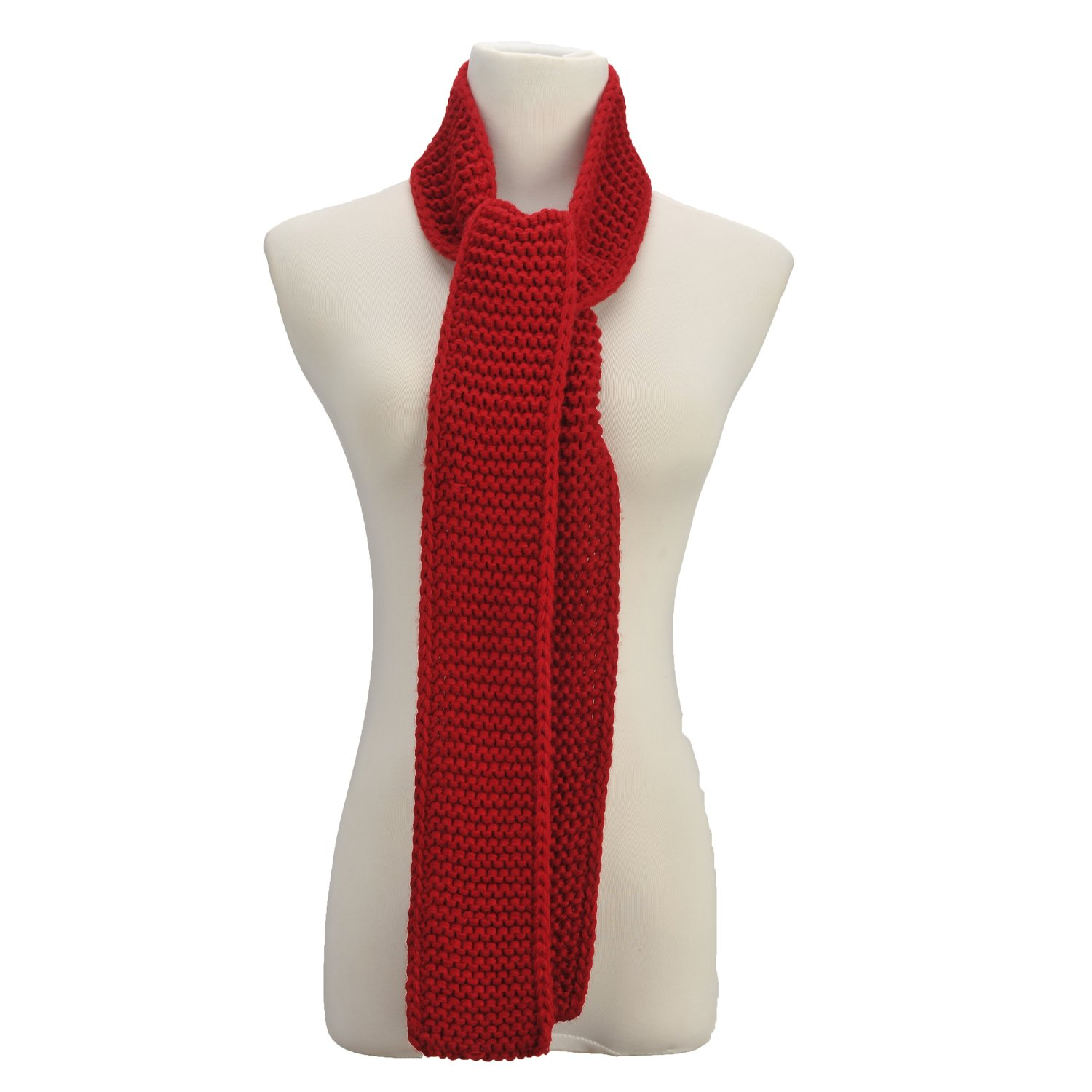 High Grade Fashion Knit Cashmere Scarves Pattern For Mens Fashion Accessories