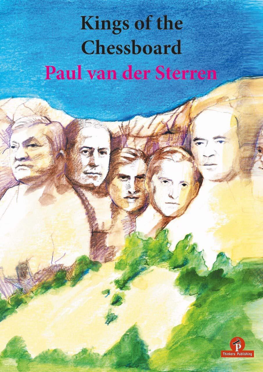 Kings of the Chessboard - Paul van der Sterren PDF+PGN+ePub 71QihS4jflL