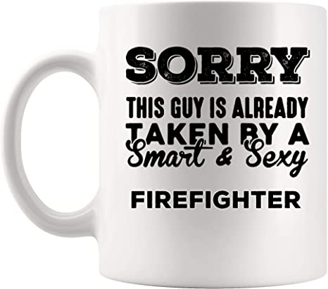 Firefighter Mug Presents For Firefighters Firefighter Cup Firefighters
