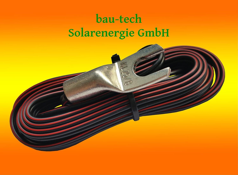 VOTRONIC Batterie Temperatur Sensor / Fü hler von bau-tech Solarenergie GmbH VOLTEMPS