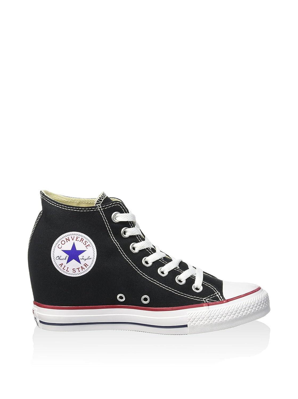 Converse Unisex-Erwachsene Unisex-Erwachsene Unisex-Erwachsene All Star Mid Lux Hausschuhe Schwarz 0e3349