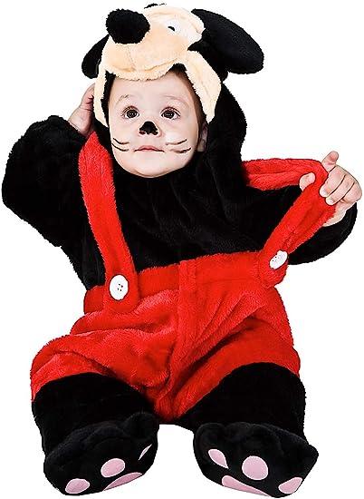 consegna gratuita a piedi scatti di Acquista Costume di Carnevale da Dolce TOPINO Vestito per Neonato Bambino 3 ...