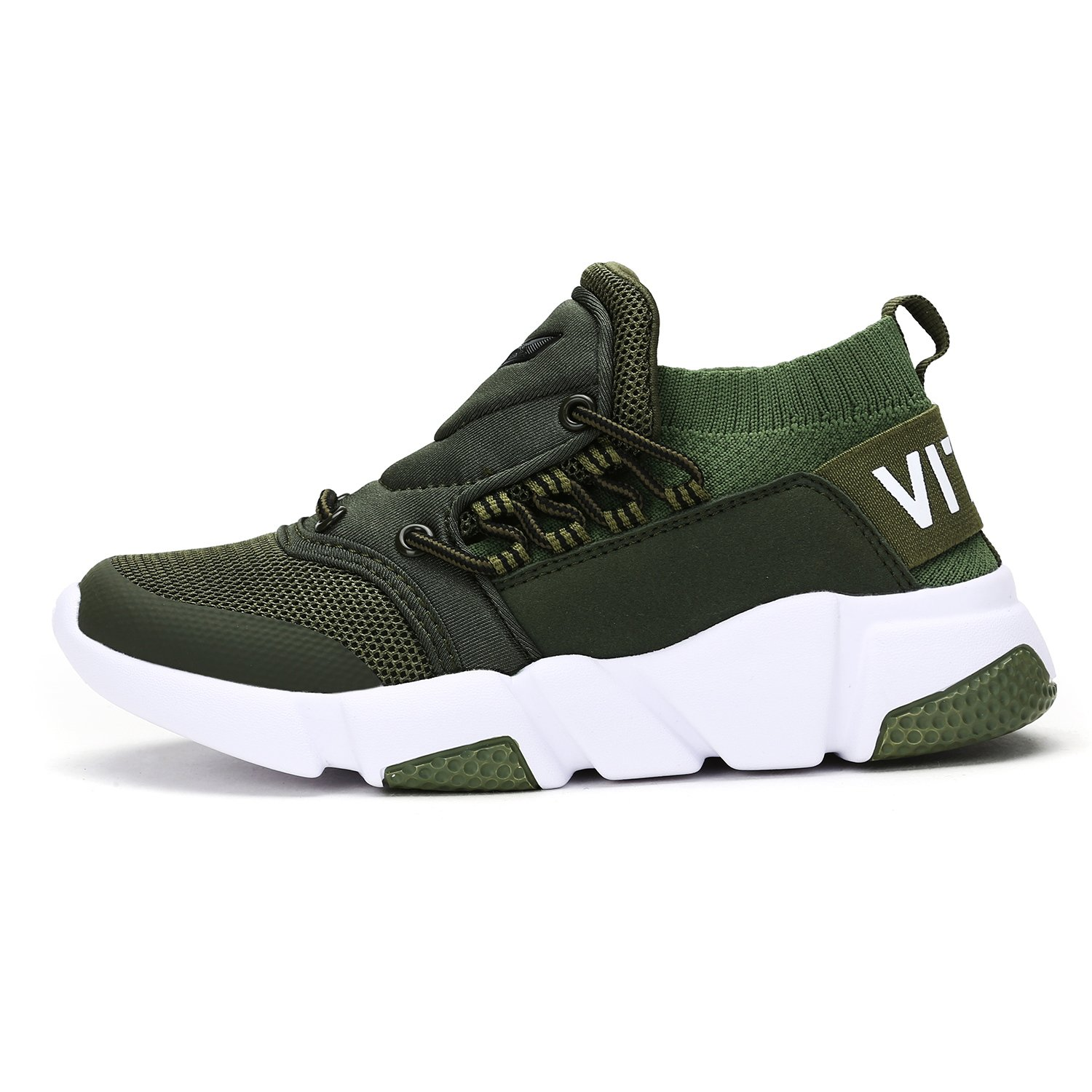 Little Kid//Big Kid AShion Kids Casual Shoes Outdoor Athletic Running Walking Shoes Lightweight Fashion Breathable Sneakers