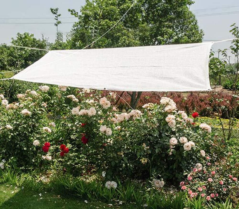 Sunscreen net Red de Sombra Blanca de 6 Clavijas, Red de ...