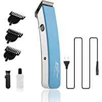 Perfect Nova (Device Of Man) PNHT-9046 Rechargeable Cordless Beard Trimmer for Men (Blue)