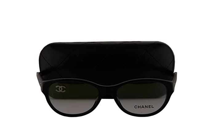 dcaae7d0a6 Image Unavailable. Image not available for. Colour  Chanel CH 3309Q  Eyeglasses ...