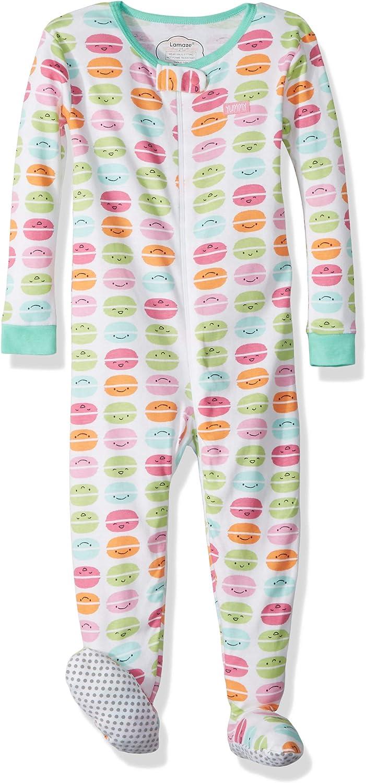 Unisex Stretchie Pajamas Boy Lamaze Organic Baby Organic Baby//Toddler Girl Green 4T