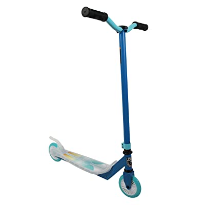 Pulse Performance Products California Cruiser Scooter - Casual Commuter Scooter with Over-Sized Deck and Beach Cruiser Handlebars : Sports & Outdoors