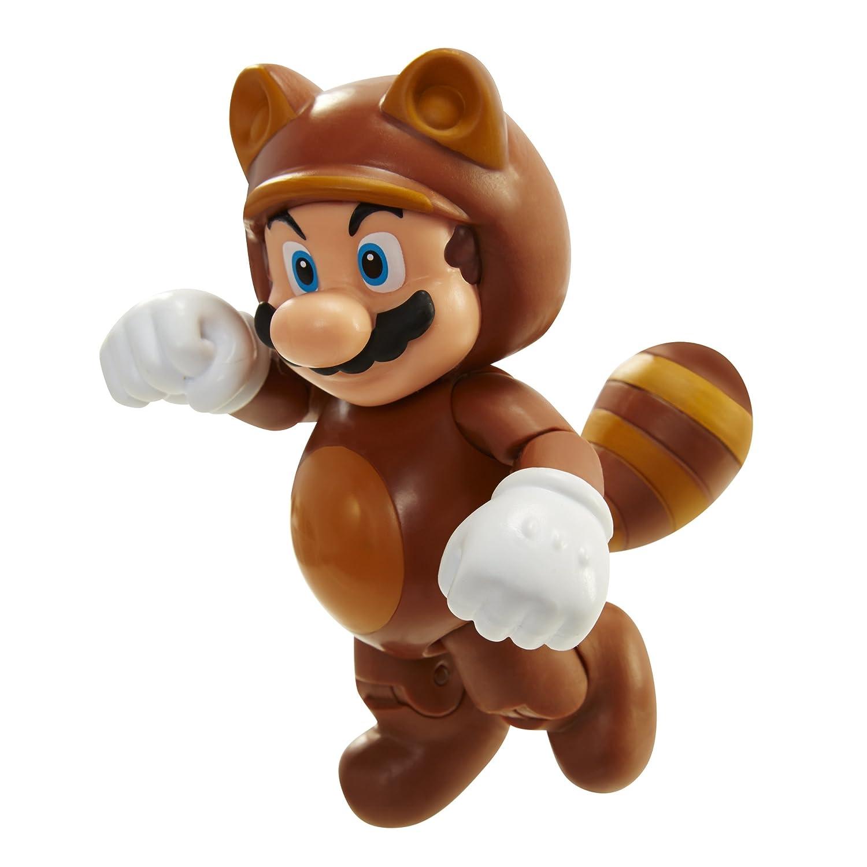 World of Nintendo Tanooki Suit Mario