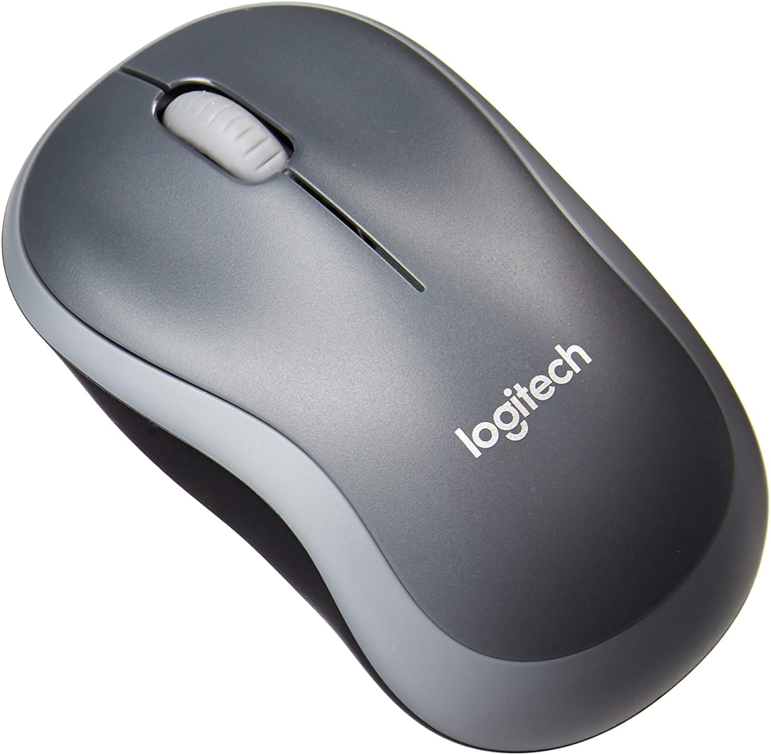 Logitech Wireless Mouse M185 (Swift Grey)