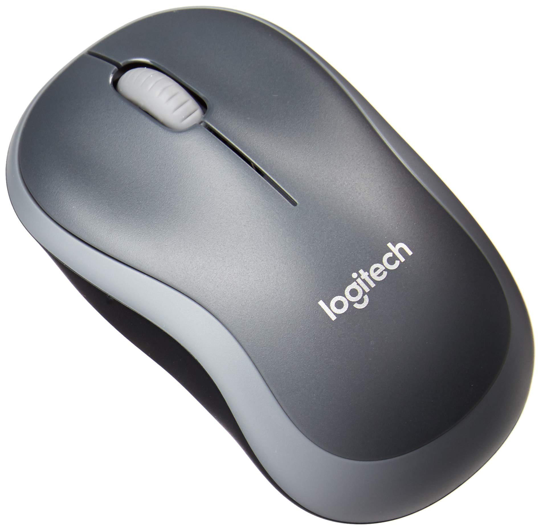 Logitech Wireless Mouse M185 (Swift Grey)