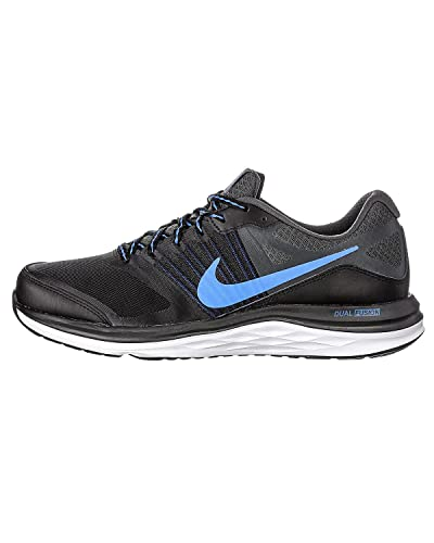 Nike Nike Dual Fusion X BLACK/SOAR-ANTHRACITE-WHITE size us: 10