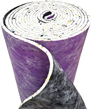 Snugstep Carpet Underlay 12mm Thick Pu Foam 1 Roll 15m Amazon Co Uk Diy Tools
