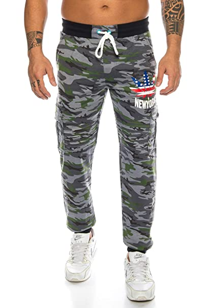 lace up in available pretty cool Raff&Taff Cannabis - Pantalones de Deporte para Hombre ...