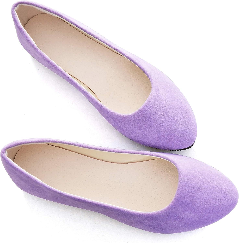Stunner Women Cute Slip-On Ballet Shoes
