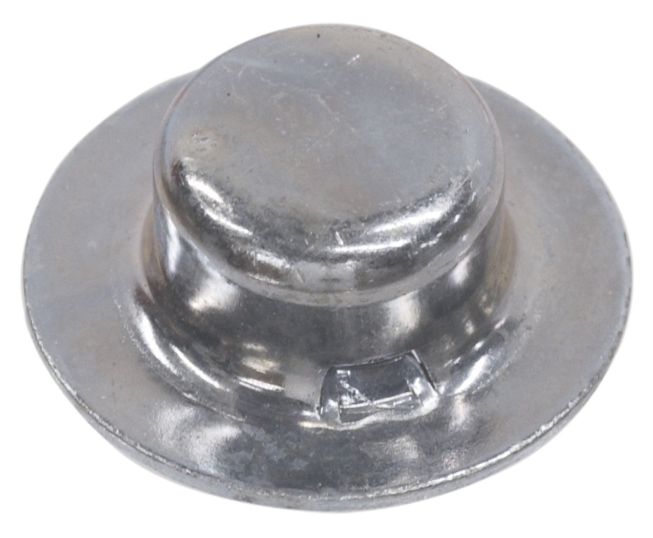 The Hillman Group 8989 1 2 Axle Nut Zinc 2 Pack