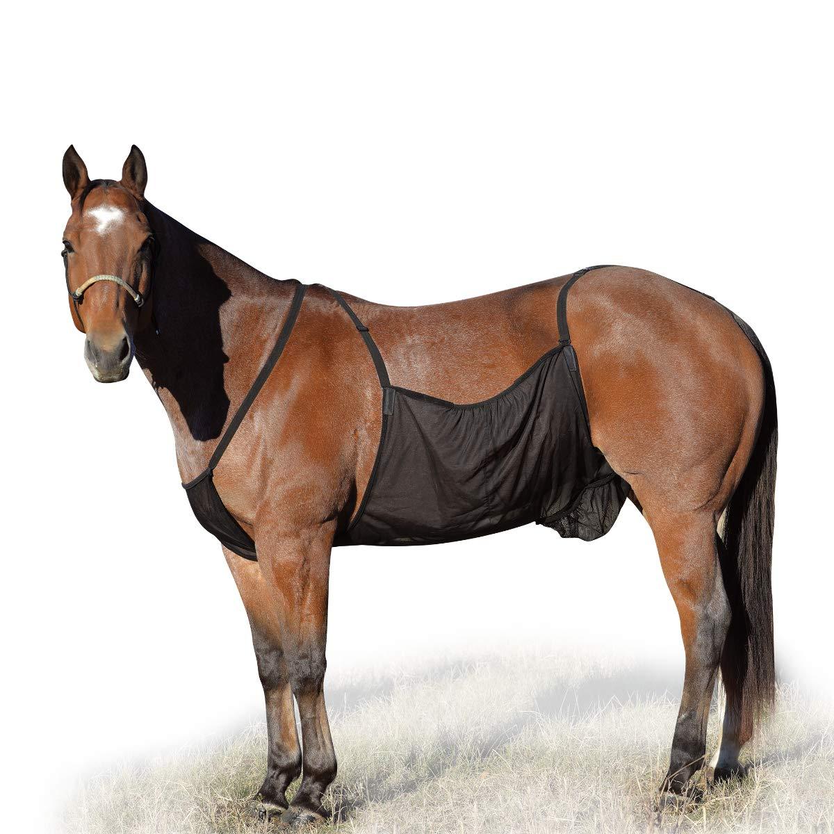 Cashel Horse Fly Sheet, Belly Guard, Medium by Cashel