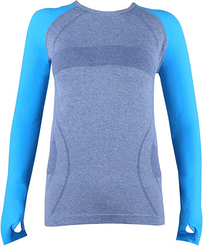 Amazon.com: B.BANG - Camisas deportivas de manga larga para ...