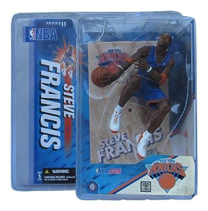 check out 6eb69 186b9 Amazon.com: McFarlane Toys 6 NBA Series 11 - Steve Francis ...