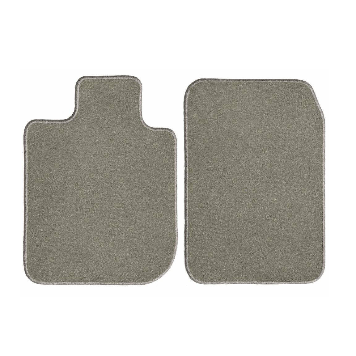 2012 Ford Fusion Sedan Grey Driver /& Passenger Floor 2011 GGBAILEY D60037-F1A-GY Custom Fit Car Mats for 2010