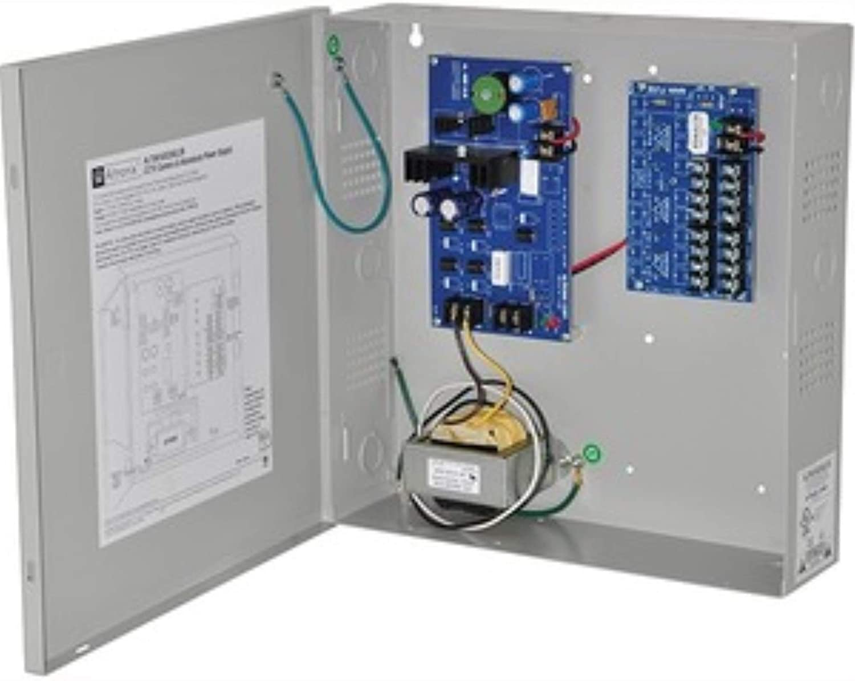 Power Supply 8PTC 6-15VDC @ 4A